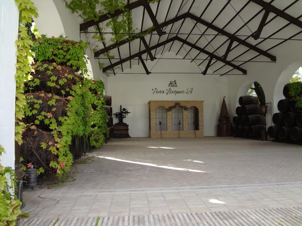 The Courtyard at Perez Barquero SA